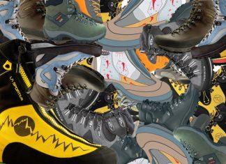 turisticheski obuvki