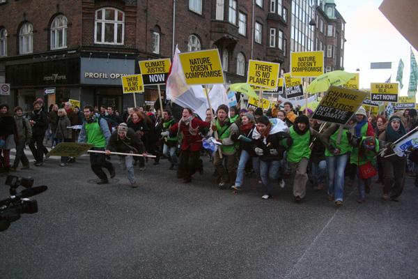 Какво се случи в Копенхаген?