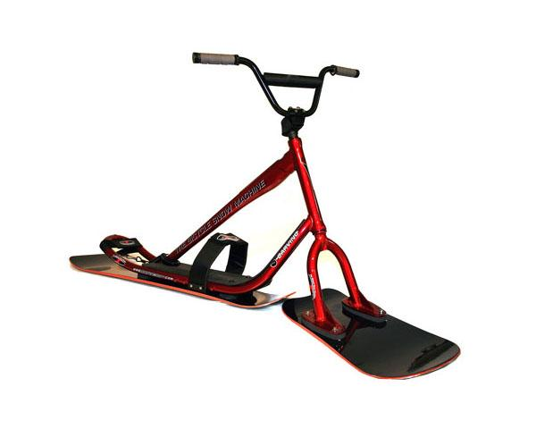 Snowscoot TNT Alu Carving Carbon