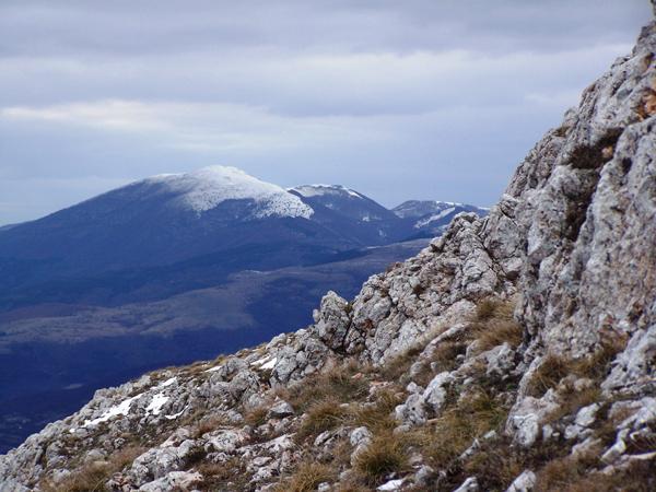 Гледка към Руй планина