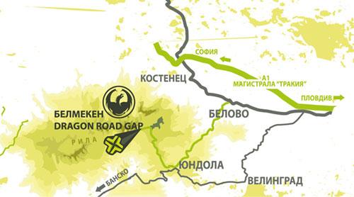 DRG map