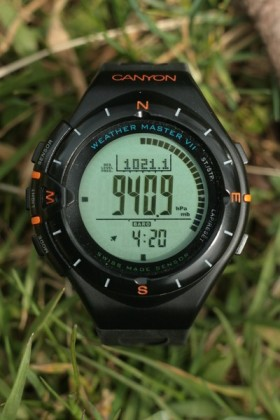 "Canyon CNS-SW7"" Weather Master VII"