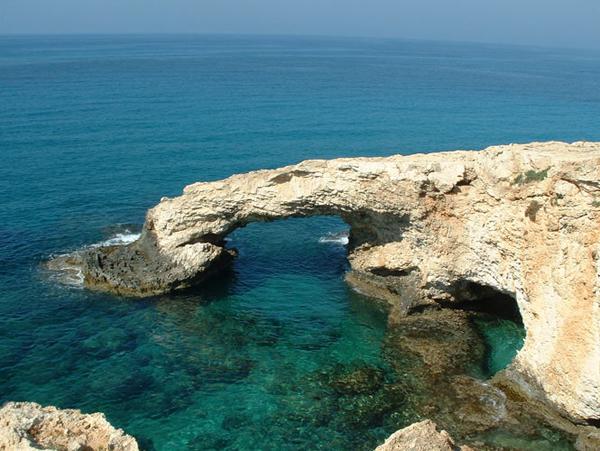Зенобия, Кипър