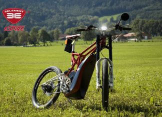 eSpire – the SUV of electric bike