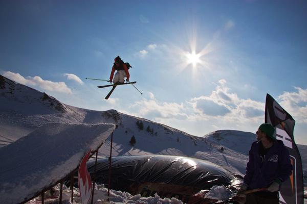 Grindhouse Freestyle Inspiration на Румънско паркче