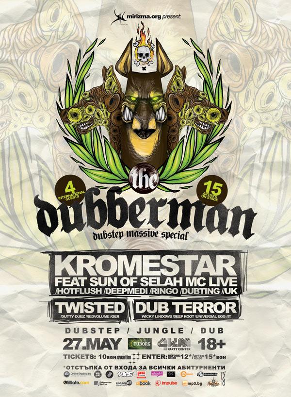 dubberman 27-05-2011