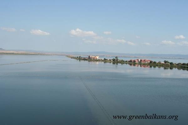 """Зелени Балкани - Посетителски център """"Поморийско езеро"""". Екотуристическите маршрути"""