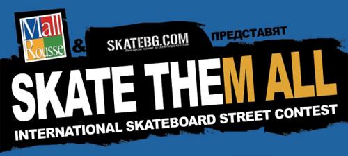 Skate Them All