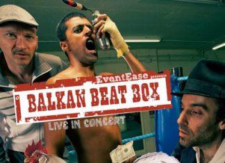 Balkan Beat Box в клуб Pork Pie