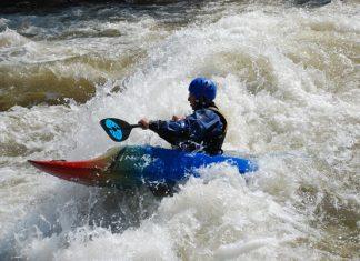 Каяк в бързи води 2011 - Нека бъде Струма