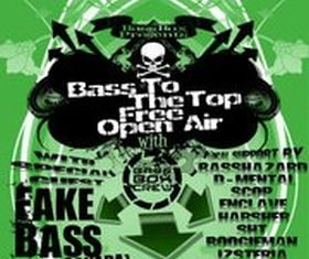BASS TO THE TOP
