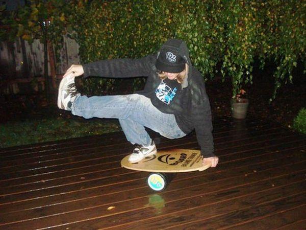 Скейт, сърф и индо борд ентусиаста Шон Бауър