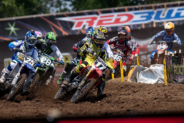 EXTREME SPORTS CHANNEL - AMA Motocross