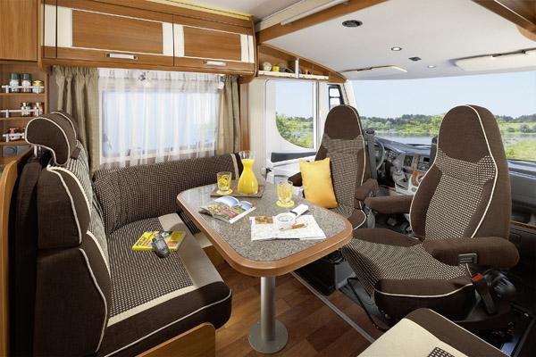 Esprit i 7090 Fahrerhaus Luxus Arabica