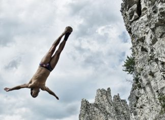 Red Bull Cliff Search 2012 - България