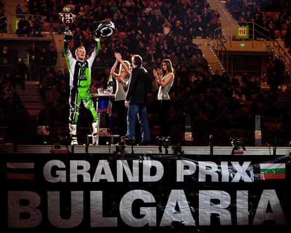 Реми Бизоар - шампионът във Фристайл мотокрос (FMX) за 2012