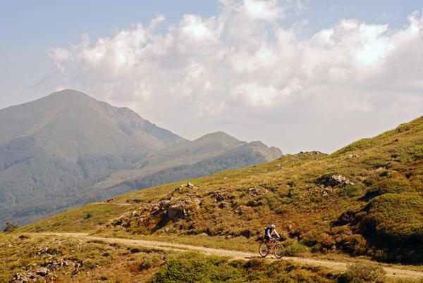 Проекта на Байкария за вело обиколка по границите на България / текст и фотография - Христо Николов
