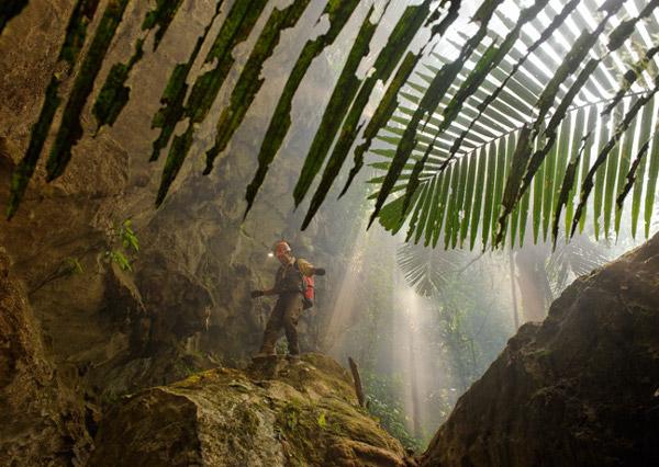 Пещера във Виетнам