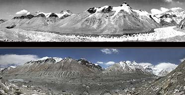 Ледовете на Еверест