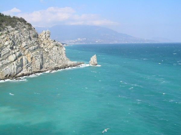 Полуостров Крим