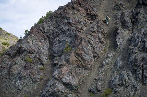 The North Face: Exploring the Bendor Range