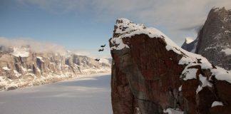 Арктически бейсджъмп