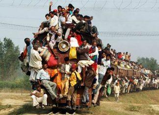 Индийски влак