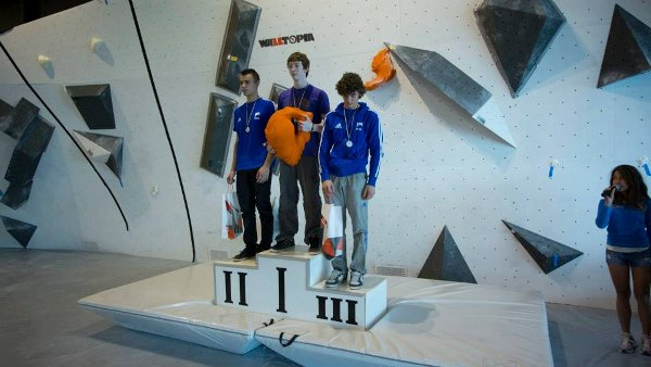BOULDER EUROPEAN YOUTH CUP