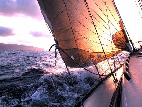 Най-добрите ветроходни лодки