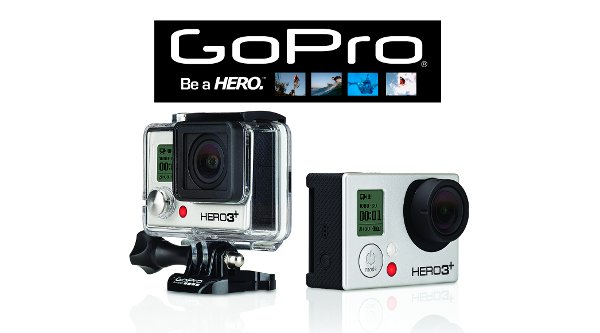 Камера GoPro HERO3+ Black Edition