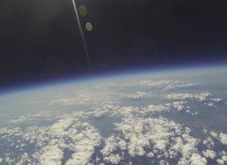 Кино на ръба на космоса