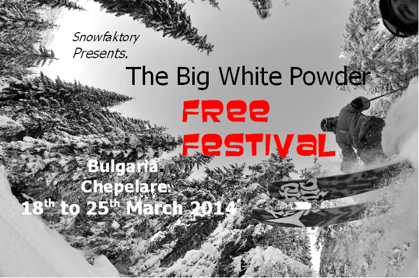 The Big White Powder