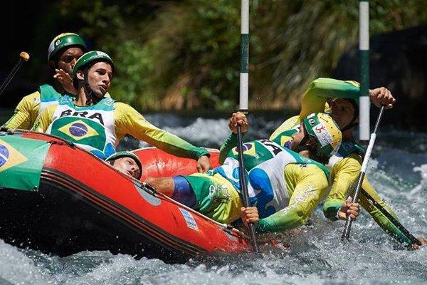 Световното по рафтинг в Нова Зеландия