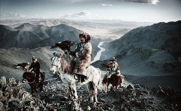 Kazakh, Монголия