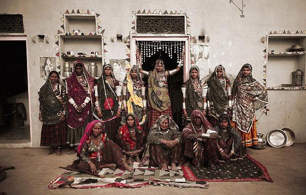 Rabari, India