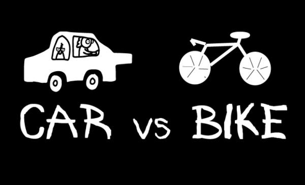 """""""Велосипеди срещу Автомобили"""""""