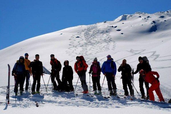 """Ски курс """"Първи следи"""" за начинаещи"""
