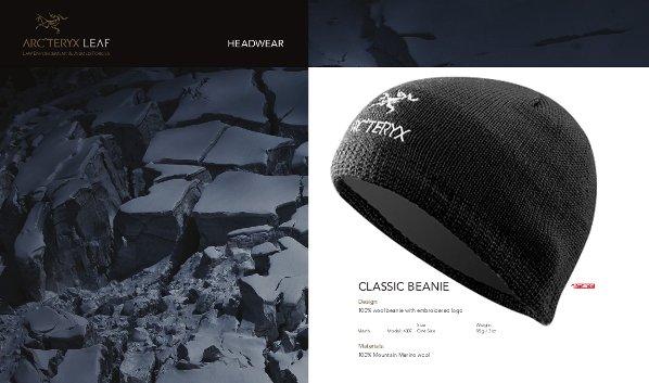 Шапка Classic Beanie Arc teryx LEAF - Списание 360 72e3d36bfae