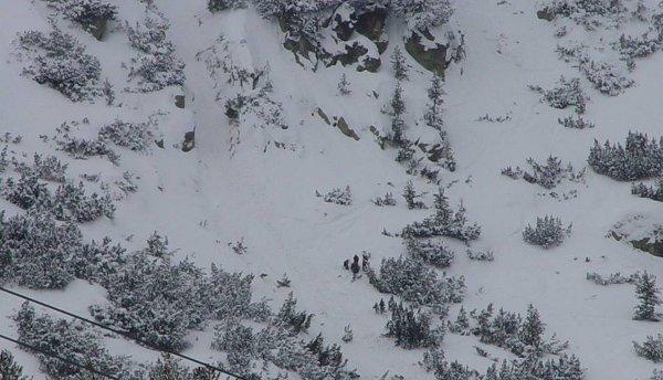 Два инцидента с лавини