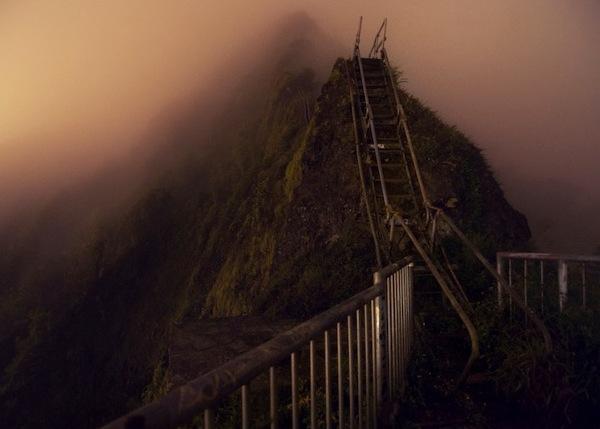 Хавайската Стълба към небето