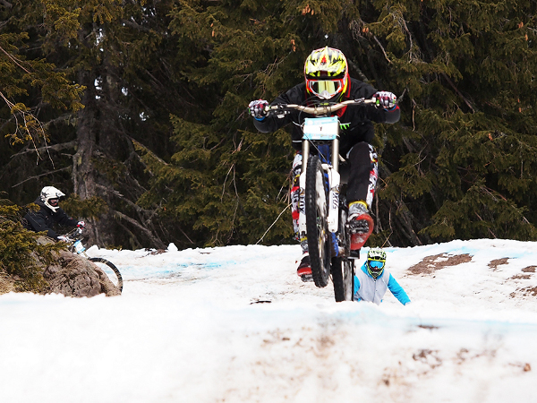 Winter Bike Duel 2014