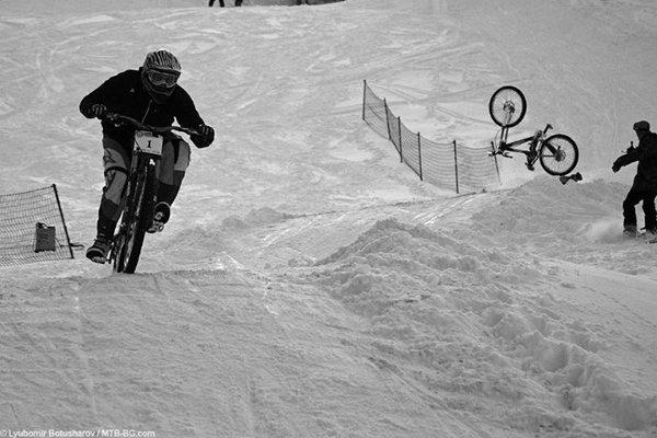 Winter Bike Duel vol.4