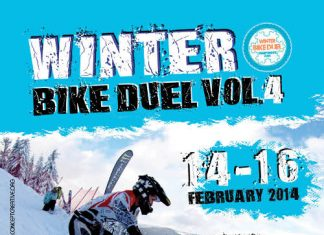 Winter Bike Duel