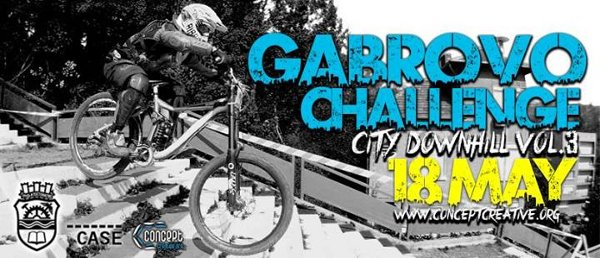 Gabrovo Challenge City DH