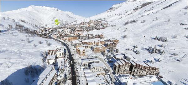 6 снежни дни в Les 2 Alpes, Франция