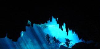 Пещерно гмуркане в Мексико