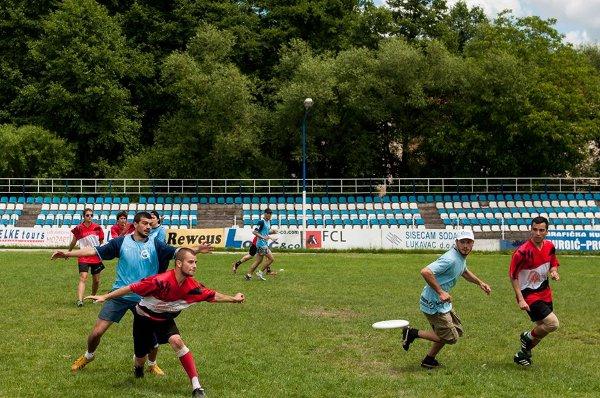 Ултимейт фризби в България