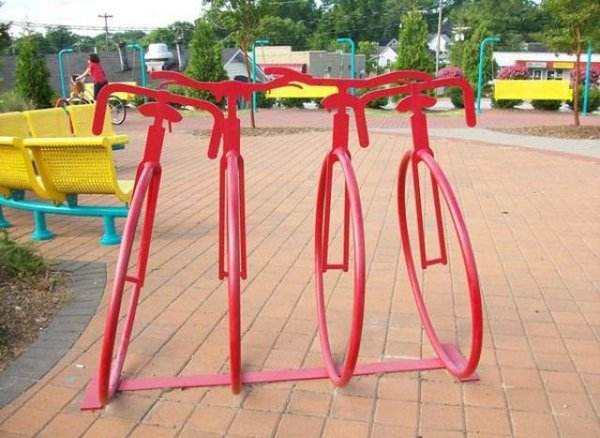 Стартира конкурс за дизайн на велосипедни стойки