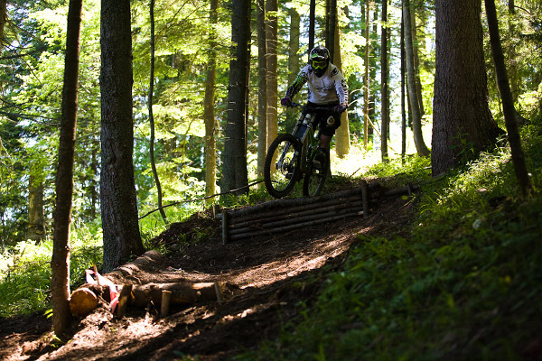 """Borovets Mountain Bike Park"