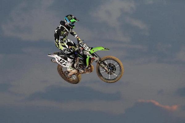 Кръг от Световния шампионат по мотокрос в Севлиево